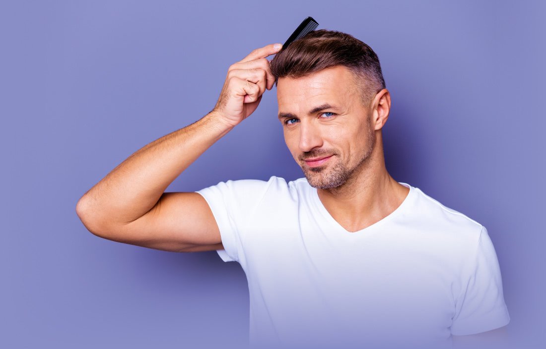 A typical patient who decides to lower the hairline is a man wishing to improve his looks and thus well-being. It is in the interests of both the patient and the physician to set expectations at the outset